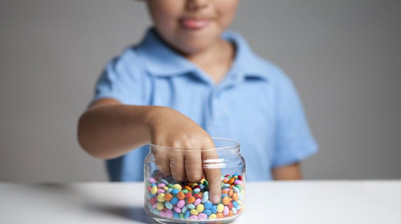 How Much Sugar Does A Kid Have To Eat To Get Tooth Decay?