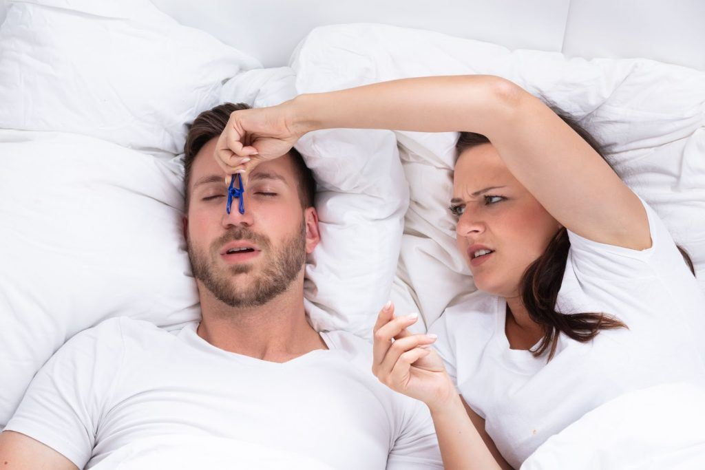 Get Help & Stop the Annoying Habit of Snoring