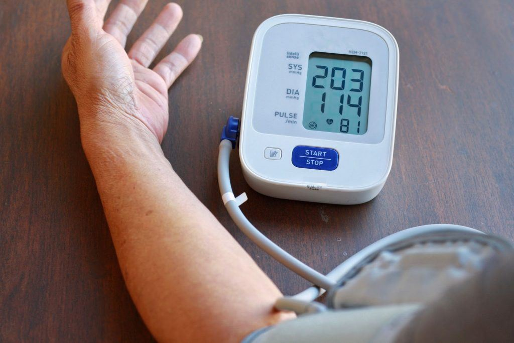Can Blood Pressure Be One of the Many Results of Gum Disease?